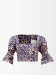 Balenciaga - Explorer Belt Bag - Womens - Black Multi