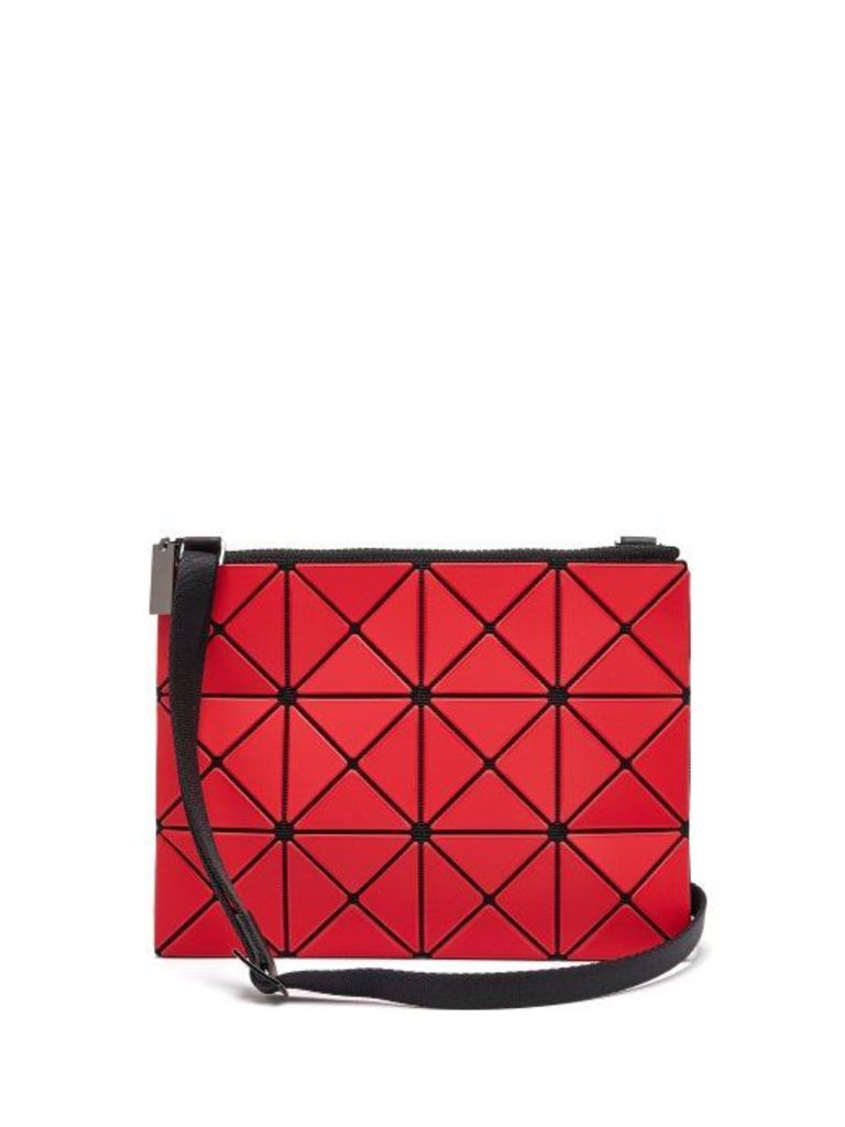 Bao Bao Issey Miyake - Lucent Cross Body Pouch - Womens - Red