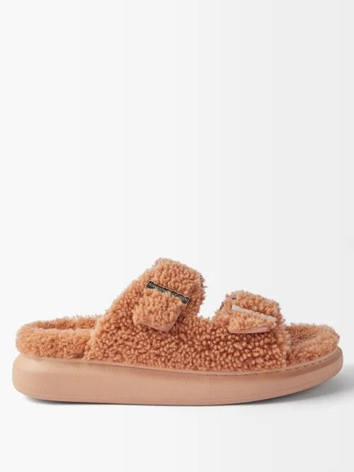 Bottega Veneta - Intrecciato Leather Cross Body Bag - Womens - Red