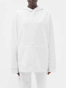 Bottega Veneta - Intrecciato Leather Cross Body Bag - Womens - Red