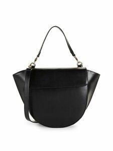 Courtney Leather Crossbody Bag