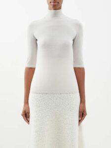 Merlette - Este Cotton Poplin Blouse - Womens - White