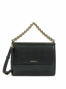 Gaya Leather Crossbody Bag