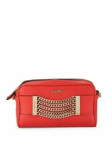 Mila Chain Belt Leather Crossbody Bag