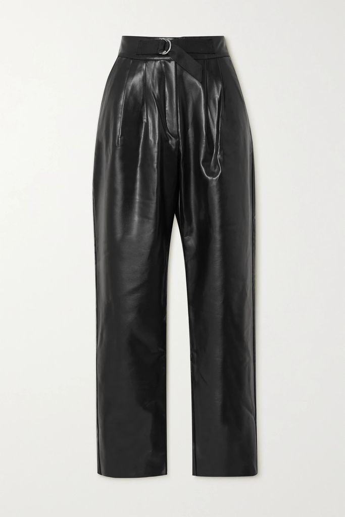 Valentino - Valentino Garavani The Rockstud Spike Quilted Leather Shoulder Bag - Baby pink