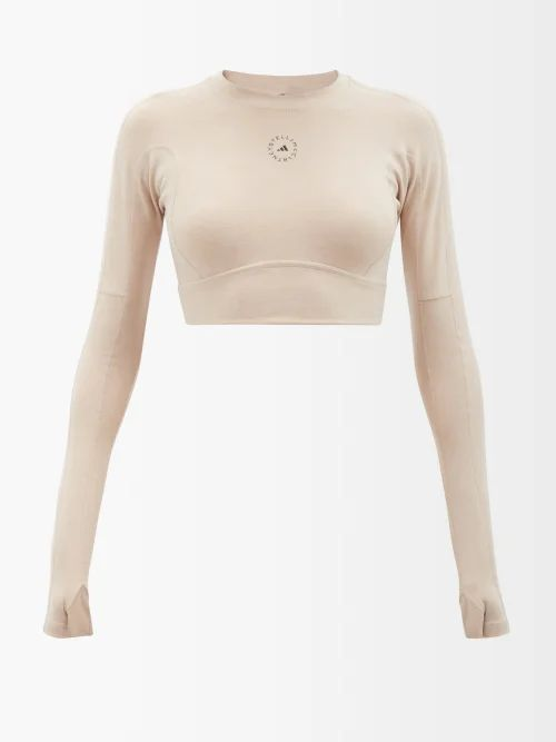 Zeus + Dione - Muses Silk Blend Jacquard Wrap Midi Skirt - Womens - Red