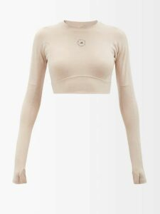Zeus + Dione - Muses Silk-blend Jacquard Wrap Midi Skirt - Womens - Red