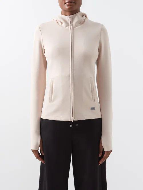 D'ascoli - Havana Patchwork Print Cotton Skirt - Womens - Red Print