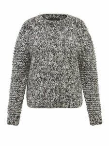 Rhode - Lea Botanical Print Cotton Dress - Womens - Green Print