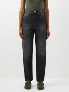 Zimmermann - Wayfarer Floral-print Linen Dress - Womens - Light Green