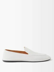 Merlette - Isola Off The Shoulder Cotton Dress - Womens - Red