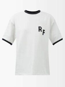 Merlette - Isola Off The Shoulder Cotton Dress - Womens - Black