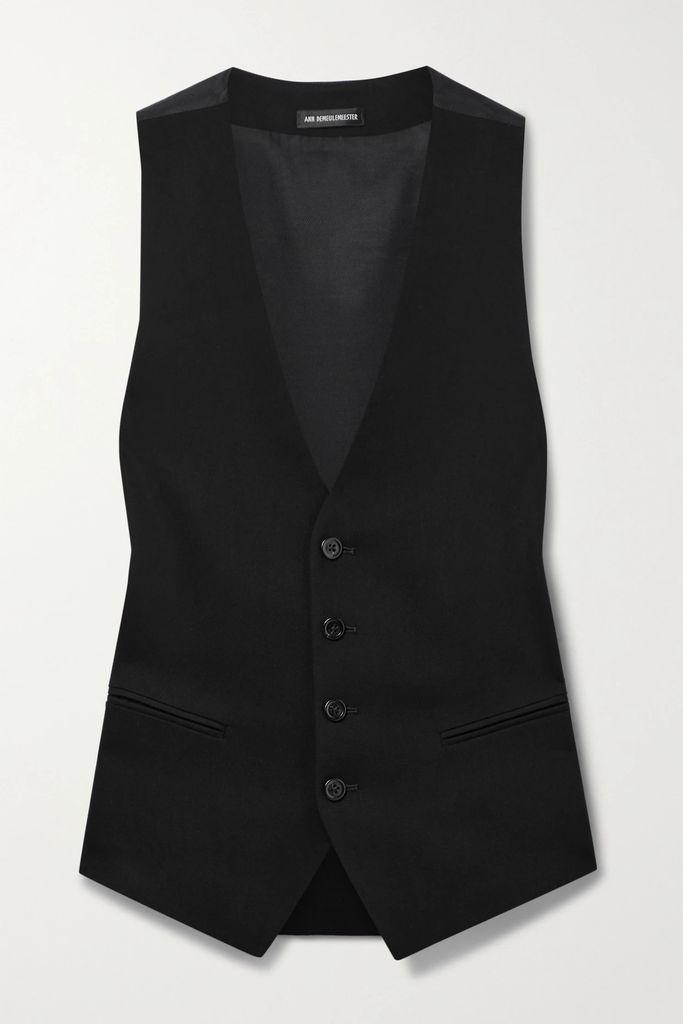 Wandler - Luna Leather Shoulder Bag - Black