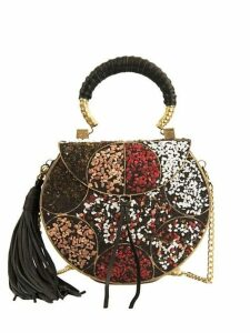 Aria Iron Boxed Mini Handbag