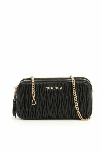 Miu Miu Matelassé Mini Bag