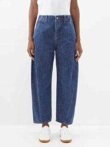 Giambattista Valli - Peony Print Ruffled Silk Mini Dress - Womens - Ivory Multi