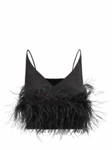 Halpern - Floral Brocade Mini Dress - Womens - Blue Multi