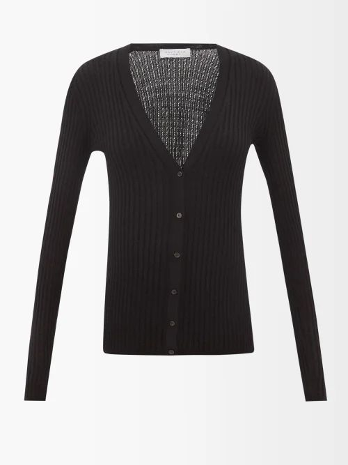 Balmain - Tweed Frayed Edge Mini Dress - Womens - Beige