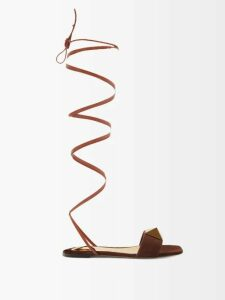 Raey - Collarless Wool Bouclé Coat - Womens - Ivory