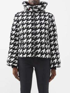 Raey - Collarless Wool-bouclé Coat - Womens - Ivory