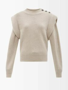 The Row - Toomana Single Breasted Wool Blend Coat - Womens - Black