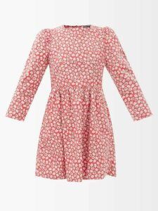 Stella Mccartney - Double Faced Wool Cocoon Coat - Womens - Navy