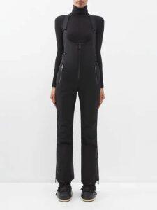 Raey - Dropped Shoulder Wool Blend Blanket Coat - Womens - White
