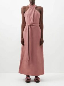Burberry - Coleraine Single Breasted Quilted Shell Coat - Womens - Green