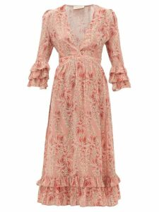 Weekend Max Mara - Linz Coat - Womens - Light Blue