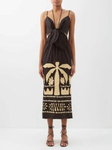S Max Mara - Messi Coat - Womens - Light Grey