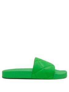 Redvalentino - Double Breasted Cotton Blend Coat - Womens - Red