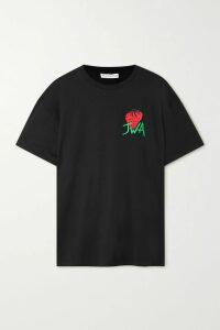 Miu Miu - Ruffled Cady Mini Skirt - Blush