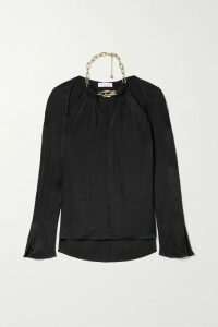 Max Mara - Prince Of Wales Checked Wool Blazer - Gray