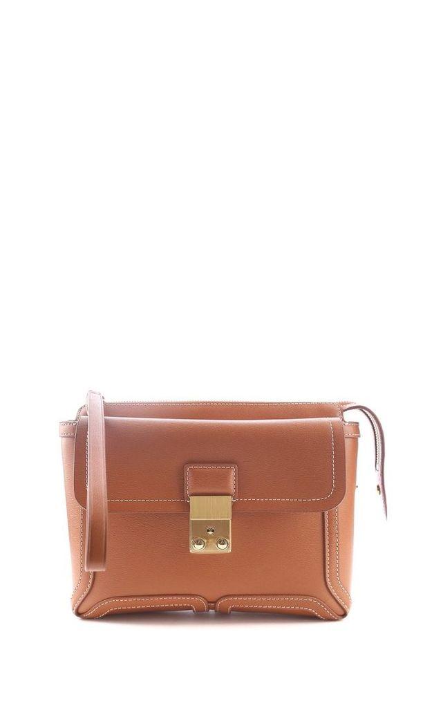3.1 Phillip Lim Pashli Leather Clutch