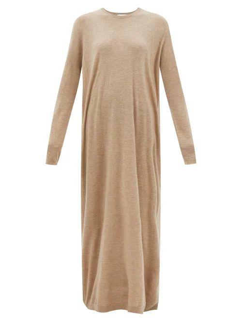 A.w.a.k.e. Mode - Belted Faux Fur Coat - Womens - White
