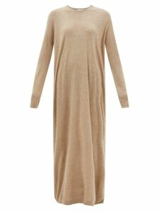 A.w.a.k.e. Mode - Belted Faux Fur Coat - Womens - White