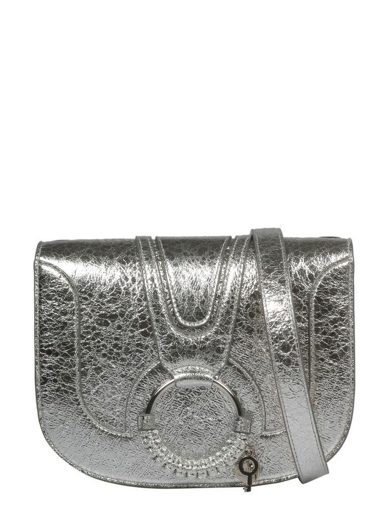 See By Chloé Metallic Hana Shoulder Bag