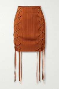 Gucci - Cotton And Wool-blend Jacquard Blazer - Brown