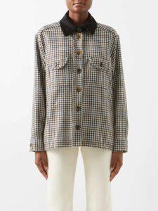 Prada - Logo Appliqué Ribbed Knit Sweater - Womens - Orange