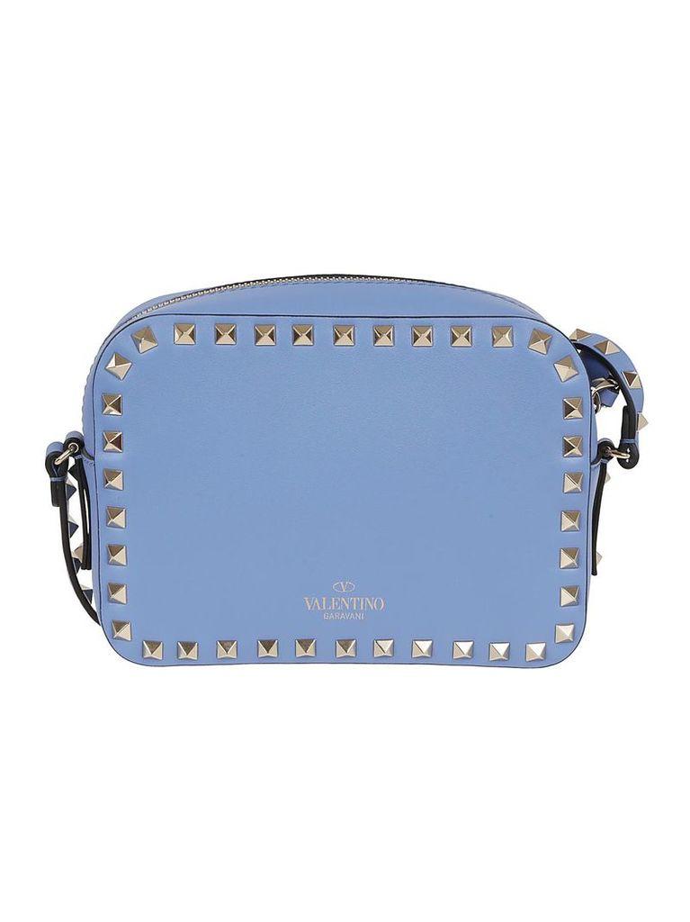 Valentino Garavani Rockstud Camera Shoulder Bag
