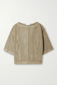 Petar Petrov - Double-breasted Wool-faille Blazer - Black