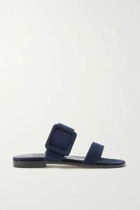 Joseph - Hazel Double-breasted Wool-blend Twill Blazer - Beige