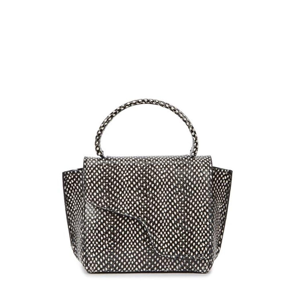 ATP Atelier Montalcino Snake-effect Leather Cross-body Bag