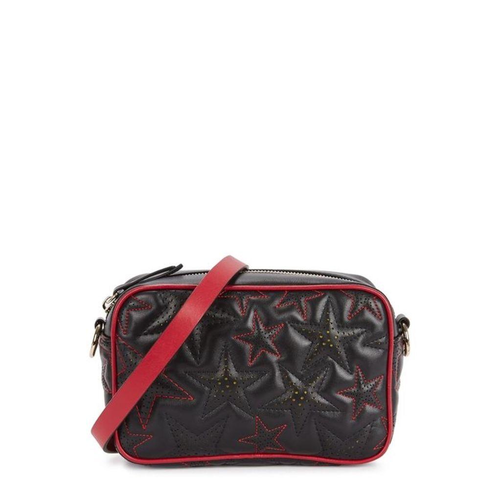 RedV Medium Star-embroidered Cross-body Bag