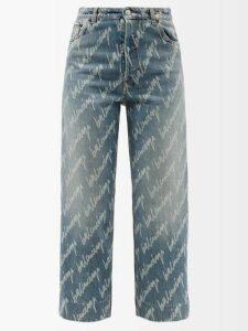 Stella Mccartney - Roll Neck Wool Sweater - Womens - Nude