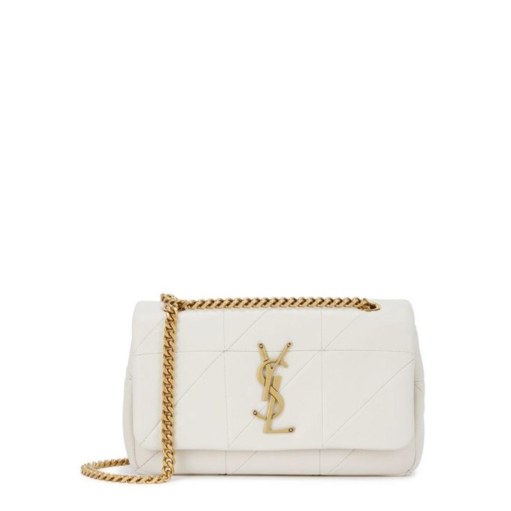 Saint Laurent Jamie Small Leather Shoulder Bag