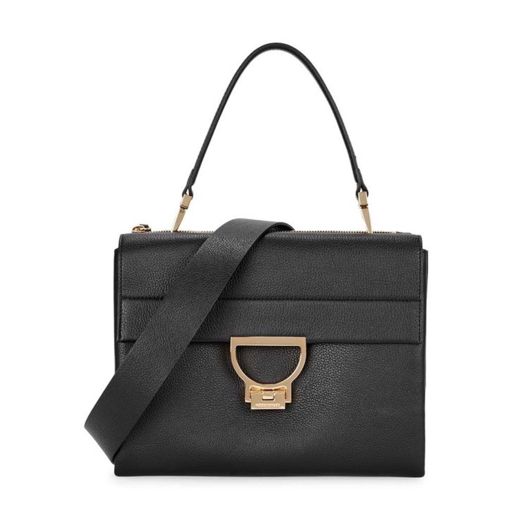 COCCINELLE Arlettis Large Leather Shoulder Bag