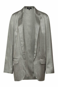 Theory Blazer with Silk