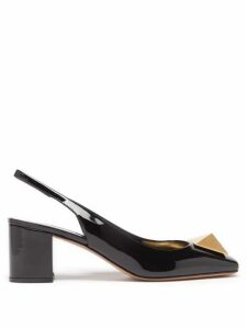 Norma Kamali - Long Sleeved Tie Waist Dress - Womens - Burgundy