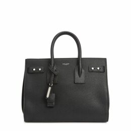 Saint Laurent Sac Du Jour Small Leather Tote